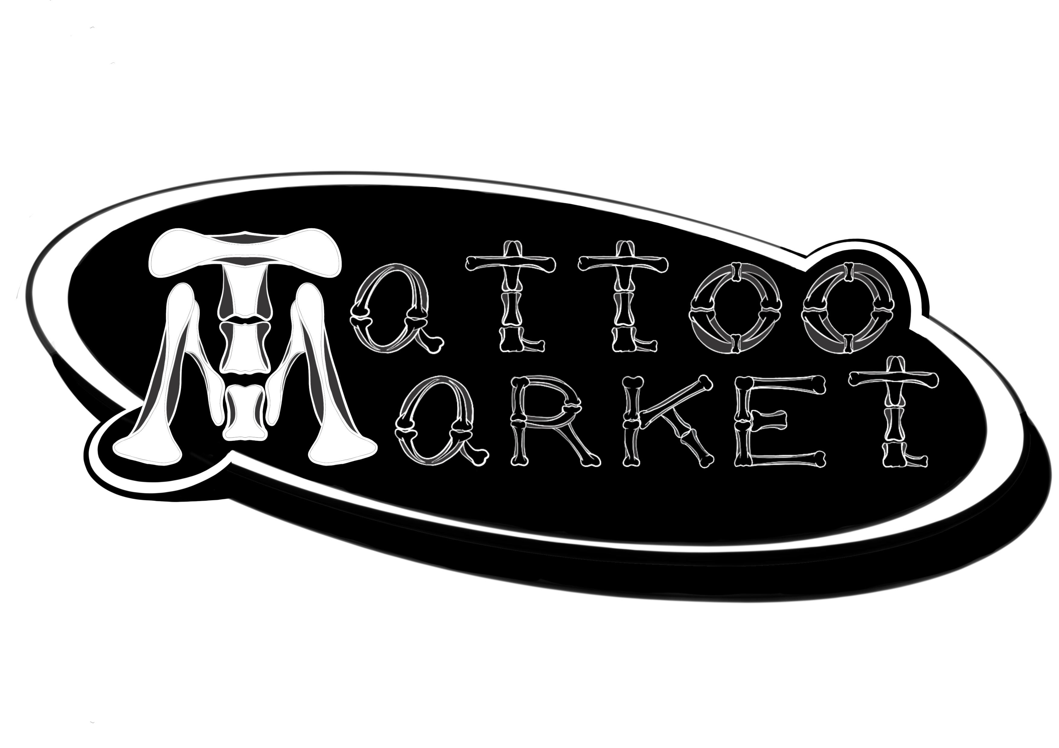 Редизайн логотипа магазина тату оборудования TattooMarket.ru фото f_5685c39ea4e5bc34.jpg