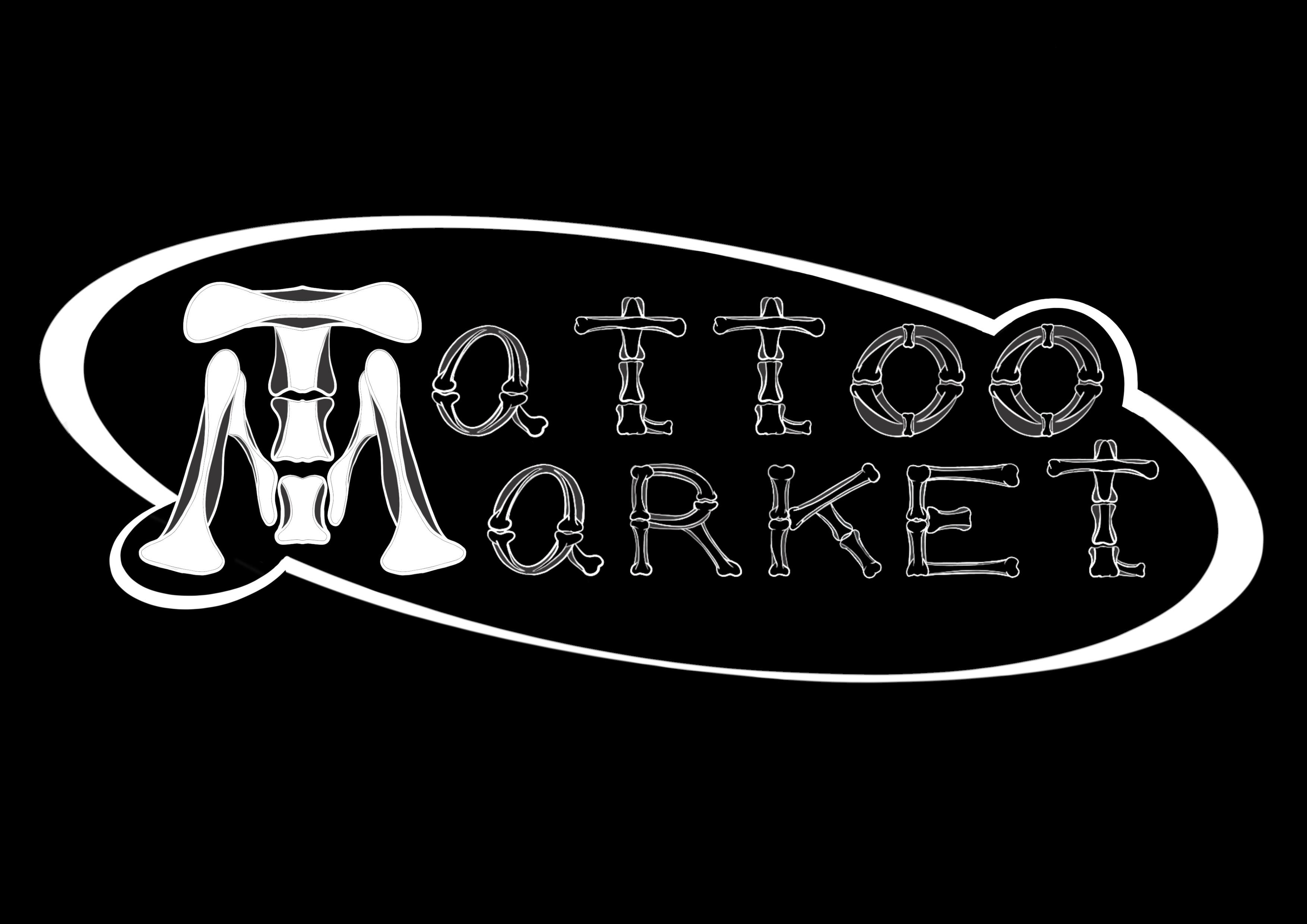 Редизайн логотипа магазина тату оборудования TattooMarket.ru фото f_7015c39ea43908b3.jpg