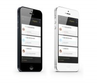 Интерфейс приложения - Проект под NDA