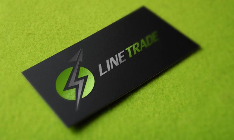Разработка логотипа компании Line Trade фото f_94550fe85346afd4.png
