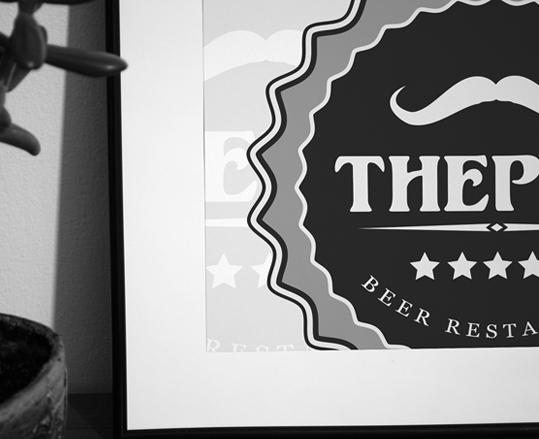 "Разработка логотипа торговой марки ""THEPUB"" фото f_06051f3c951cc4a3.jpg"