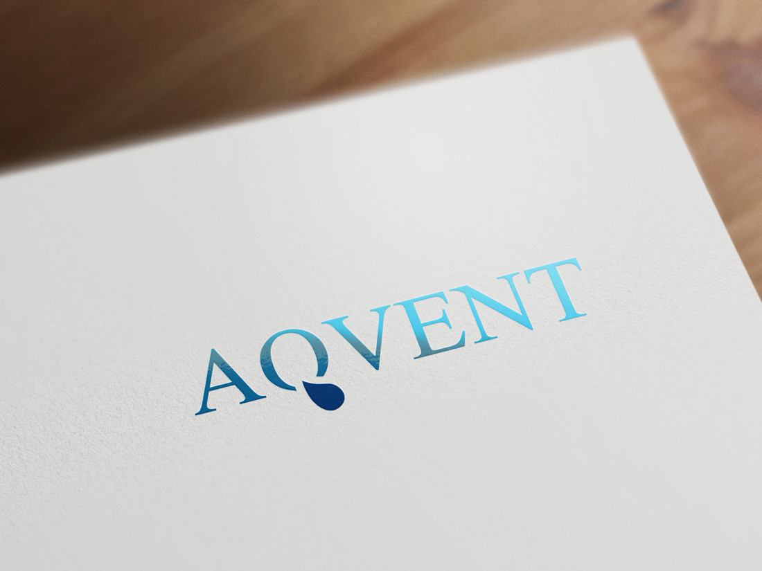 Логотип AQVENT фото f_585528b8f13d552a.jpg