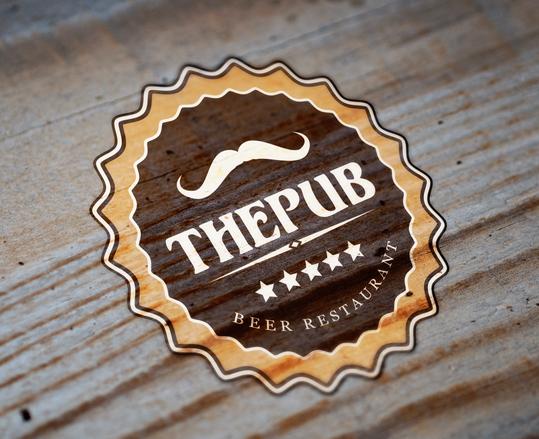 "Разработка логотипа торговой марки ""THEPUB"" фото f_59751f3c9495f221.jpg"