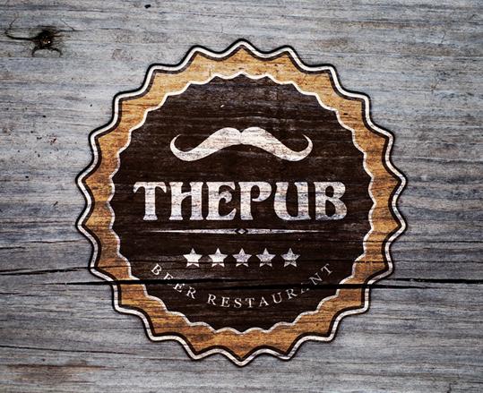 "Разработка логотипа торговой марки ""THEPUB"" фото f_60651f3c94b9ebd6.jpg"