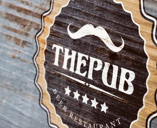 "Разработка логотипа торговой марки ""THEPUB"" фото f_62151f3c94d3a44d.jpg"