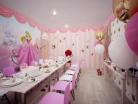 "Комната для празднования дней рождений ""Спящая красавица"""