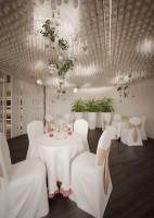 ресторан(современный стиль с элементами эко)