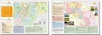 карта-путеводитель по Армении
