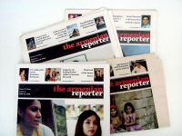 Разработка и верстка еженедельной газеты