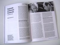 Адаптация с английского и верстка журнала Accord (обложка и внутренние страницы)