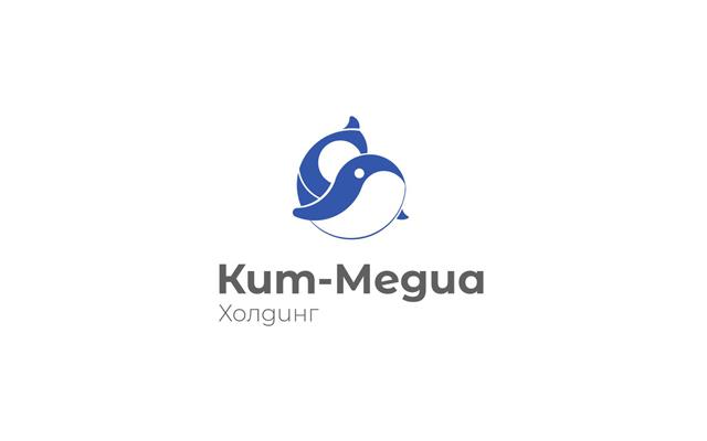 """Концепция логотипа рекламного агенства """"Кит-медиа холдинг"""""""