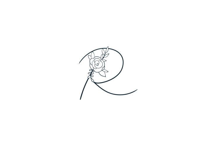 Логотип + Фирменный знак для элитного поселка Casa De La Rosa фото f_8655cd55757d5940.jpg