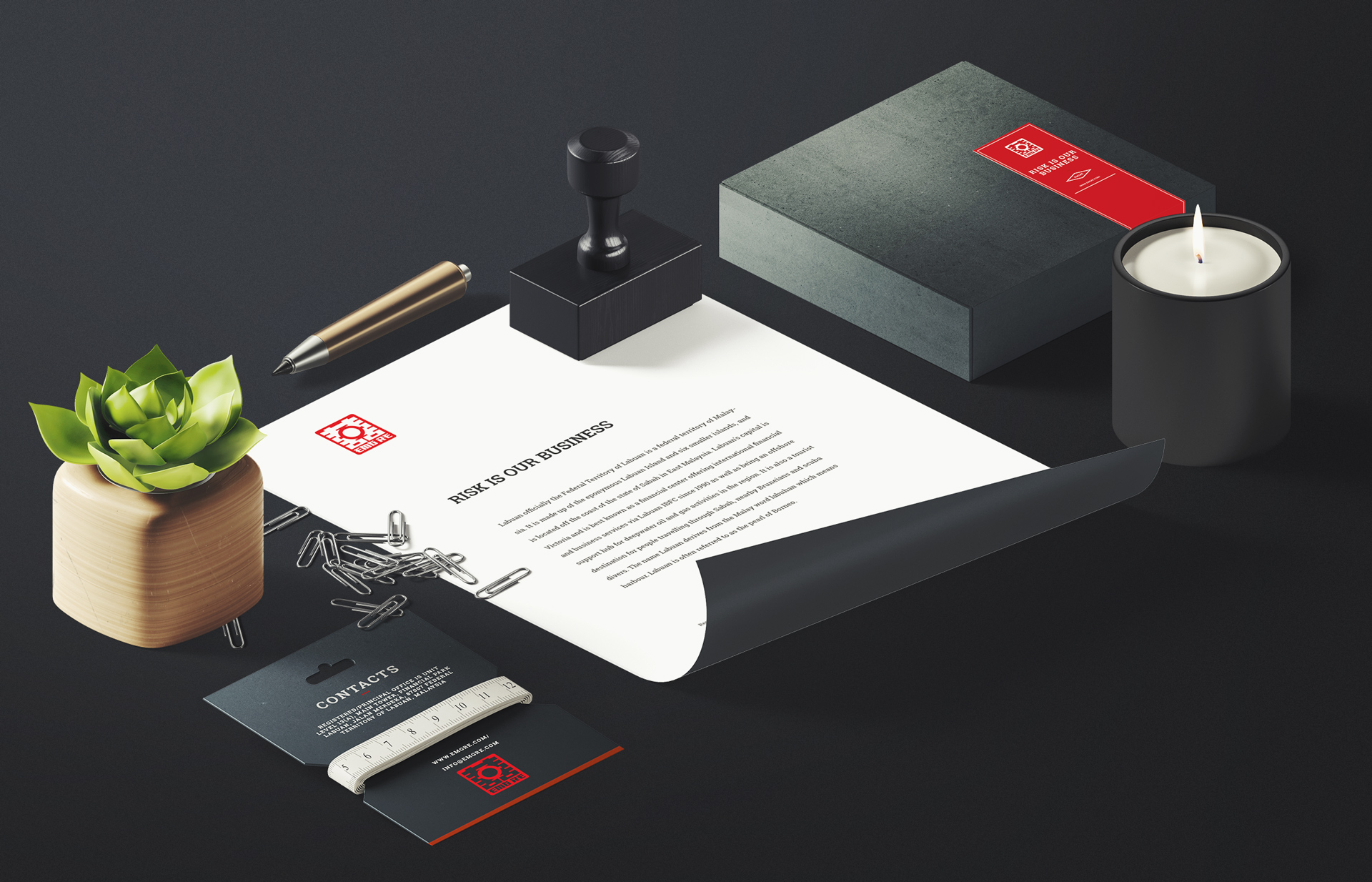 Разработка Корпоративного Сайта Для Компании EMG RE Ltd.
