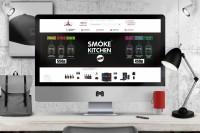 Разработка Интернет-Магазина Smoke Moscow