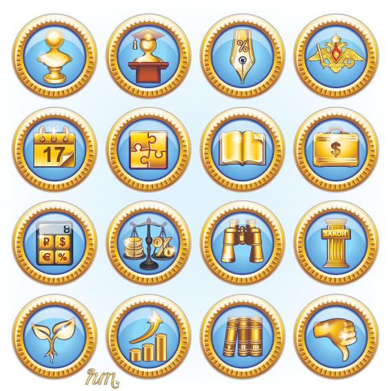 Банковские иконки