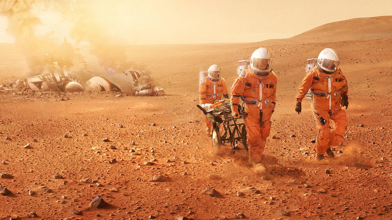 Взгляд дилетанта на проблему освоения Марса