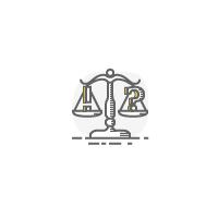 Иконки для сайта юридических услуг