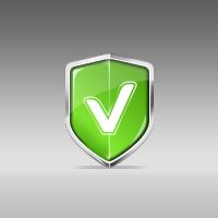 """Иконка """"Защита от вирусов"""""""