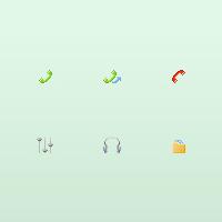 Иконки для музыкального плеера.