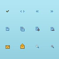 Иконки для интерфейса.