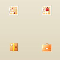 Иконки для интерфейса мобильной связи