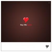 "Логотип ""Say me Love"""