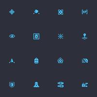 Иконки для мобильной игры