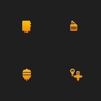 Иконки отопительного оборудования