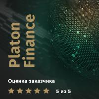 Platon Finance - инвестиционная криптовалюта