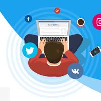 SocialMania - продвижение в социальных сетях