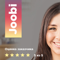 Joobi - сервис дя управления рабочим временем