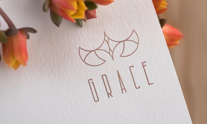 """Лого """"Grace"""""""