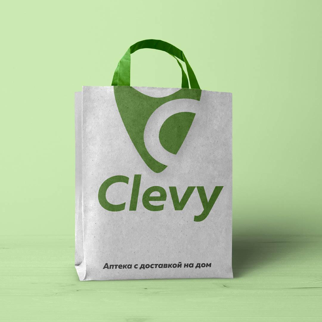 "Лого ""Clevy"""