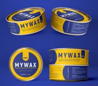 "Этикетка ""MyWax"""