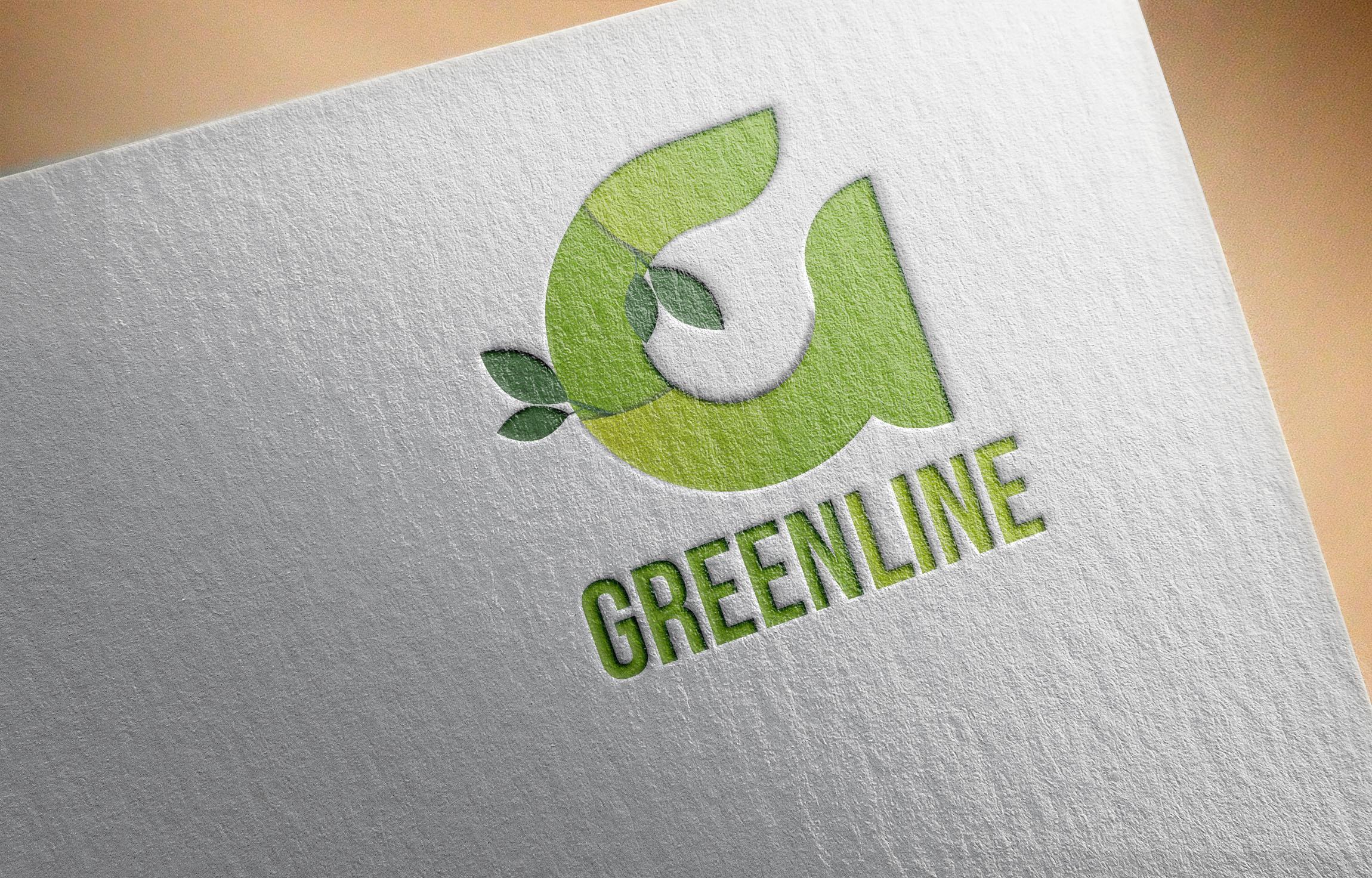 """Разработка Логотипа и фирменного стиля ООО """"Грин лайн"""" фото f_3655db45020e0918.jpg"""