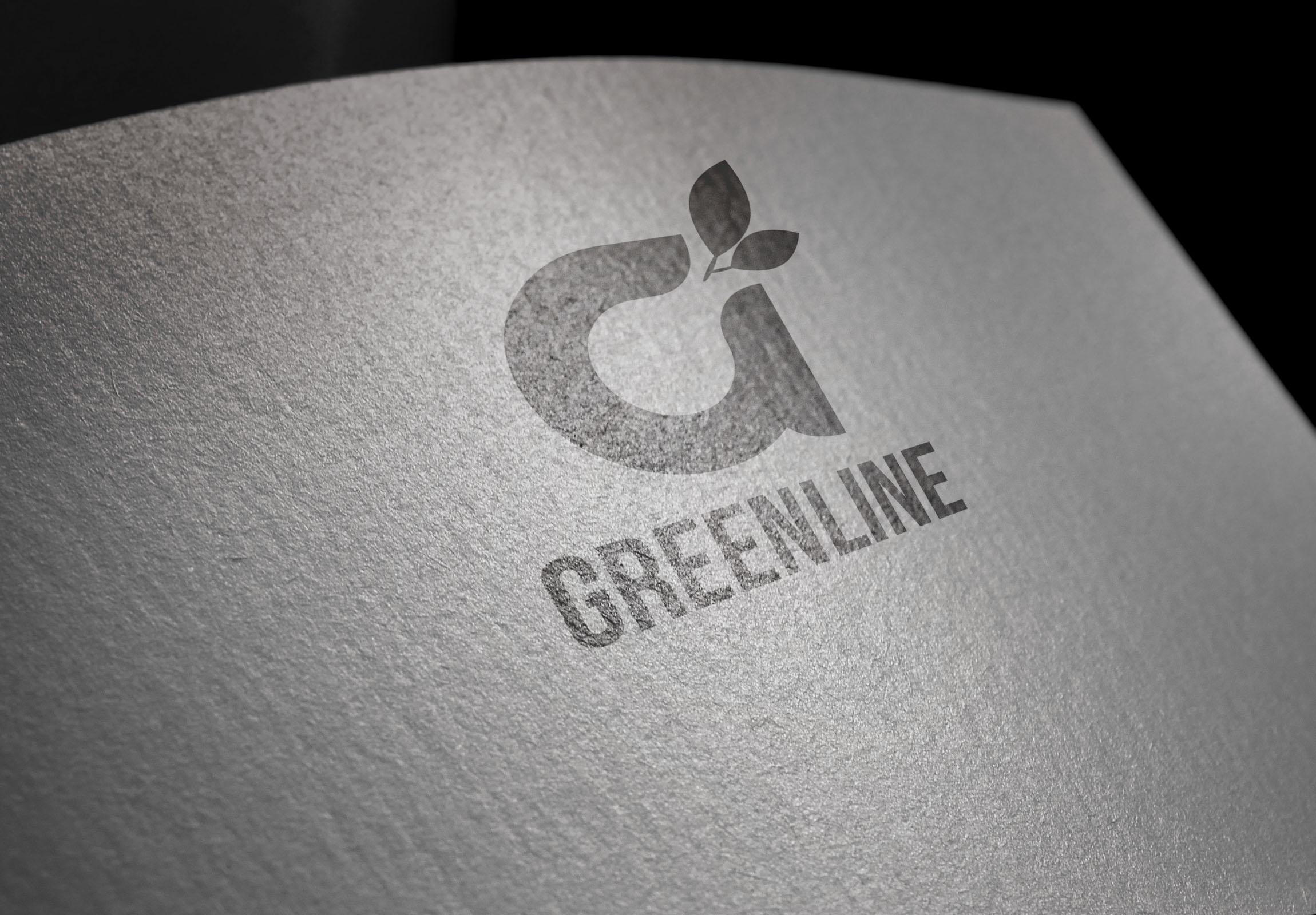 """Разработка Логотипа и фирменного стиля ООО """"Грин лайн"""" фото f_7165db40e2f6b737.jpg"""