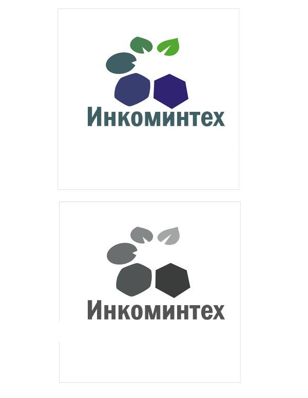 """Разработка логотипа компании """"Инкоминтех"""" фото f_4d9e630929224.jpg"""