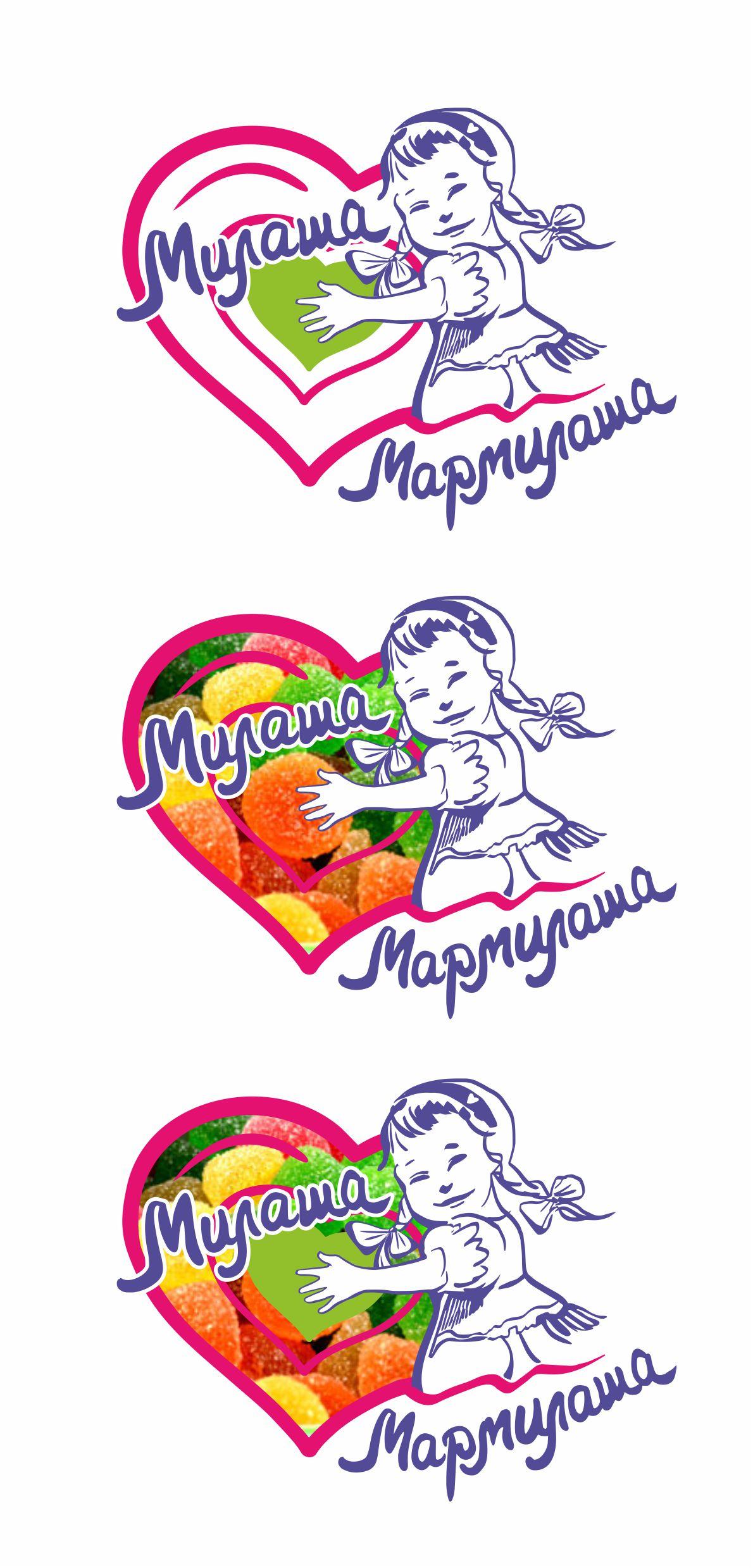 """Логотип для товарного знака """"Милаша-Мармилаша"""" фото f_953587ce4d0561c3.jpg"""