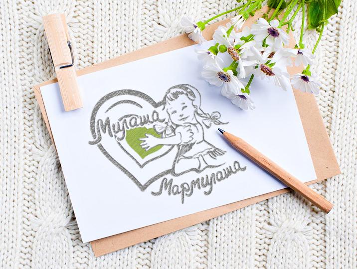 """Логотип для товарного знака """"Милаша-Мармилаша"""" фото f_965587df9ab0f567.jpg"""