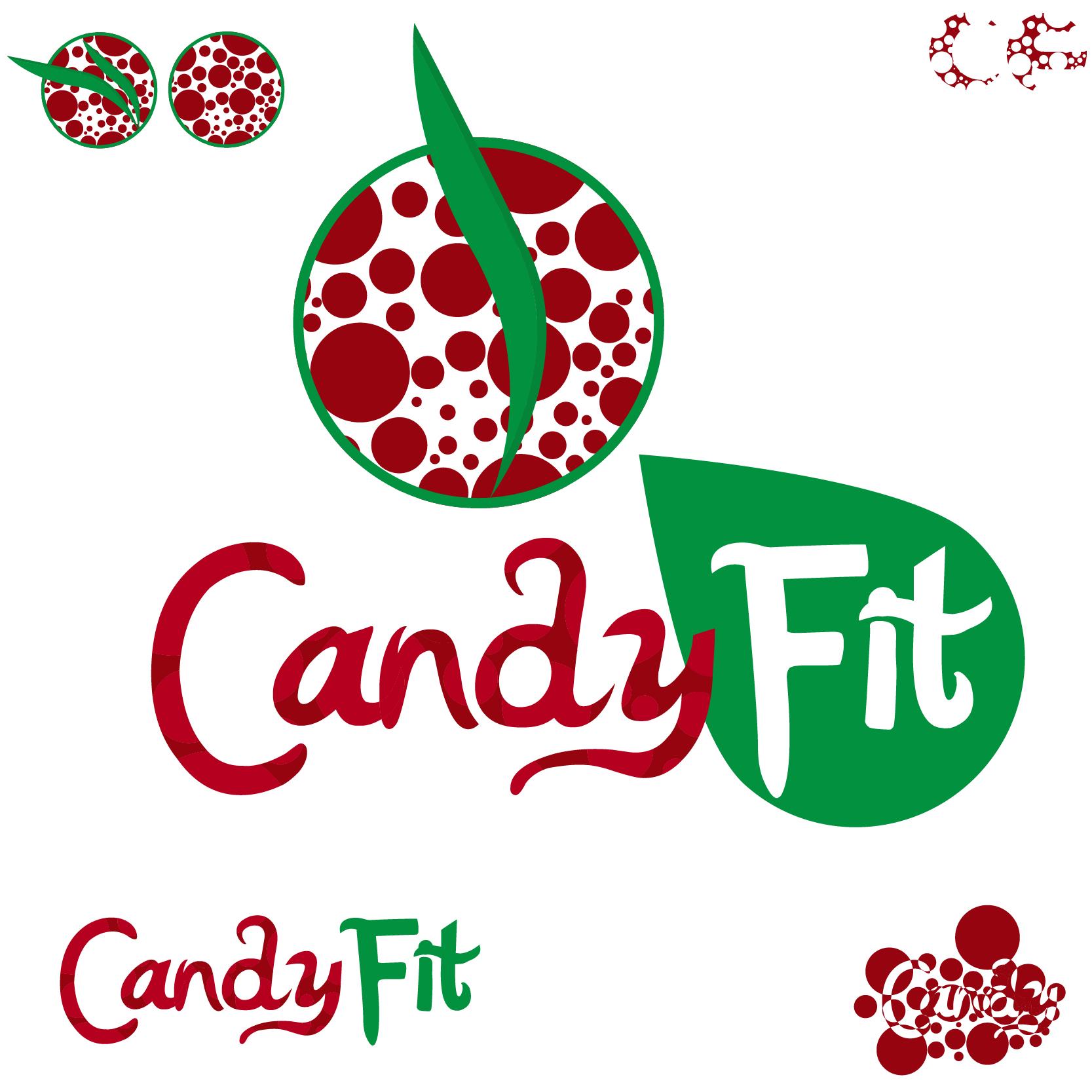 """Разработать логотип для """"CandyFit"""" фото f_99051df48ffccb92.jpg"""