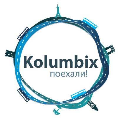 Создание логотипа для туристической фирмы Kolumbix фото f_4fb7931d2797e.jpg