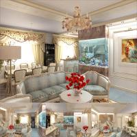 гостиная-студия - Москва