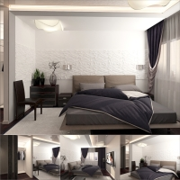 спальня квартира