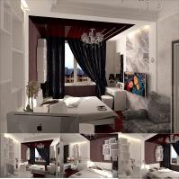 Спальня_Москва