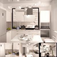 кухня LOFT Москва