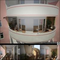 Балкон-(Ялта)