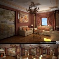 Гостиная-замок-(Севастополь)