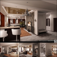 гостиная-квартира