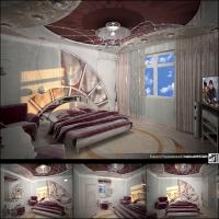 Спальня-коттедж-(Севастополь)