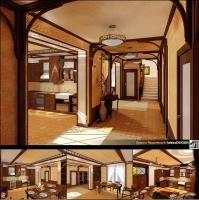 Холл+кухня-(Севастополь)